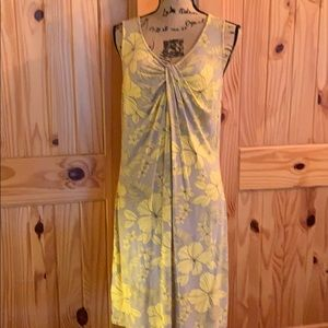 Tommy Bahama sz L pullover dress